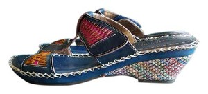 Spring Step multicolored Sandals