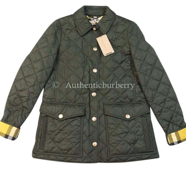 Burberry Westbridge Quilted 100 Exclusive Military