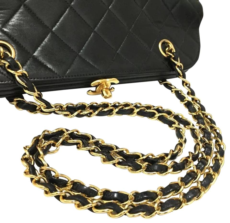 3c9c6539bda90a Chanel 2.55 Reissue Quilted Matelasse Turn Lock Cc Logo Double Chain ...