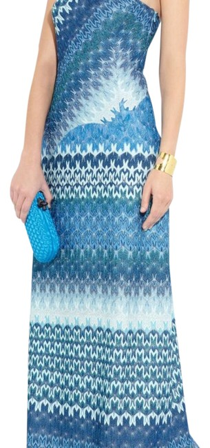 Preload https://img-static.tradesy.com/item/22004532/missoni-blue-long-formal-dress-size-6-s-0-1-650-650.jpg