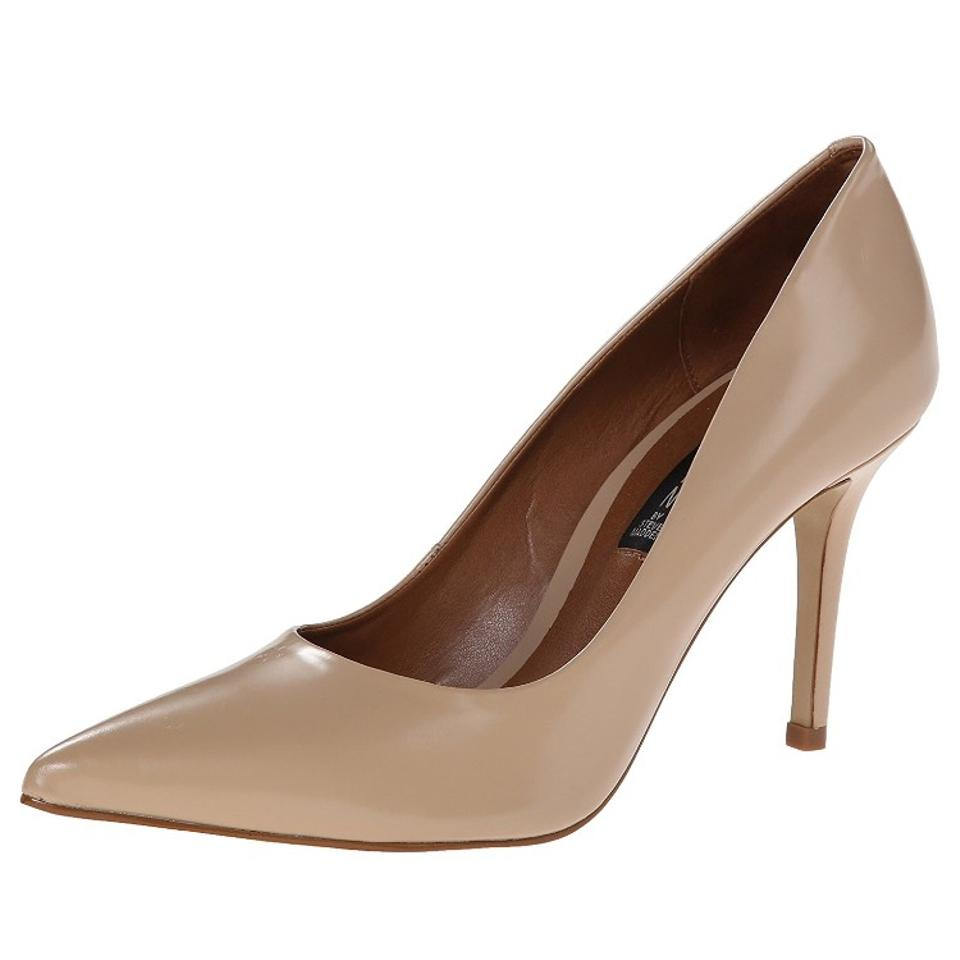 105d8119bf2 Steven by Steve Madden Nude Shiela Pumps Size US 8 Regular (M