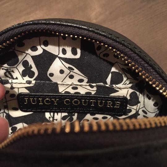 Juicy Couture Canteen Leather Gold Hardware Cross Body Bag Image 7
