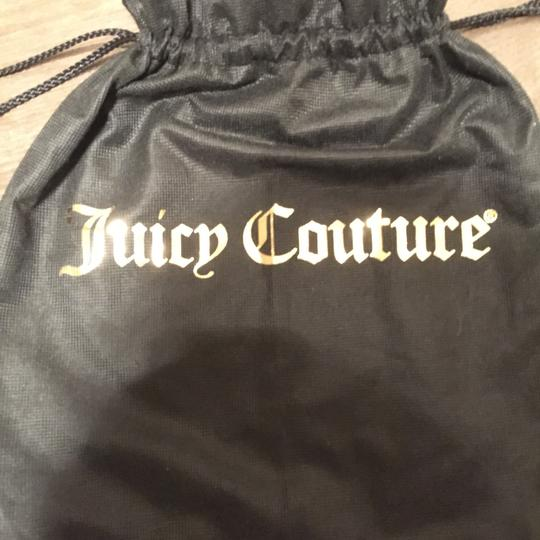 Juicy Couture Canteen Leather Gold Hardware Cross Body Bag Image 8