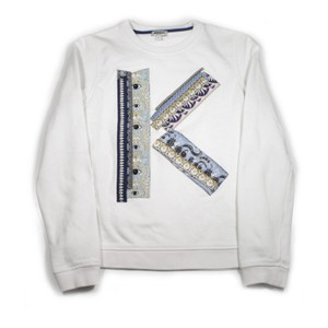1c255d99 White Kenzo Sweatshirts & Hoodies - Up to 70% off a Tradesy