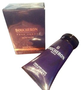 Boucheron Men's Boucheron Cologne and body cream