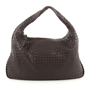 Bottega Veneta Leather Hobo Bag