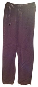 London Jean Wide Leg Pants Purple