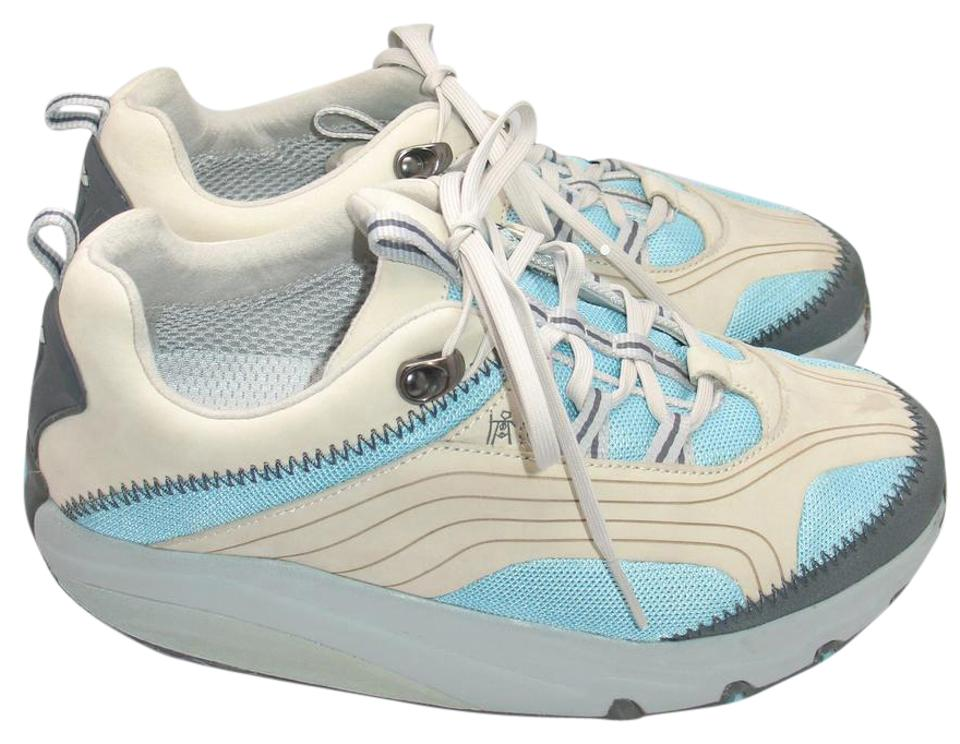 e55ae295e307 MBT Chapa Azul Blue Physiological Sneakers Size US 8 Regular (M