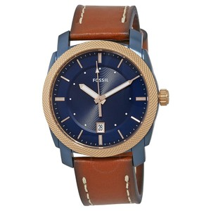 Fossil Fossil Original FS5266 Men's Machine Three-Hand Leather 42mm Automatic