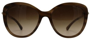Chanel Butterfly Brown Tortoise Sunglasses 5338H c.1101/s5