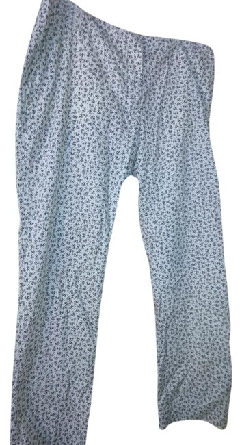 Item - White Print Made In Italy Pants Size 8 (M, 29, 30)