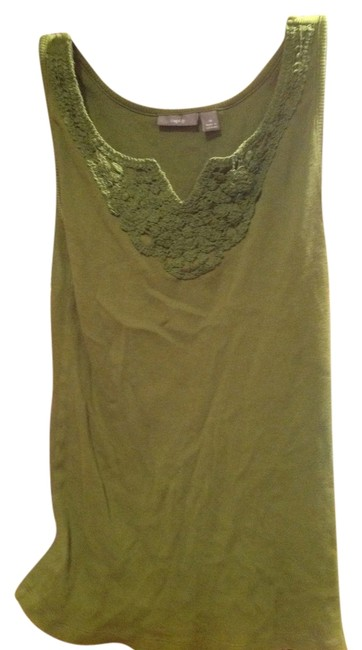 Apt. 9 Top Dark Green