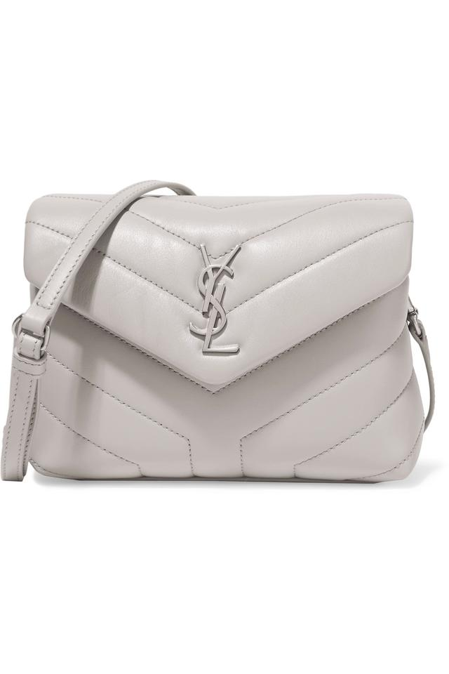 Saint Laurent Monogram Loulou Ysl Small Quilted Light