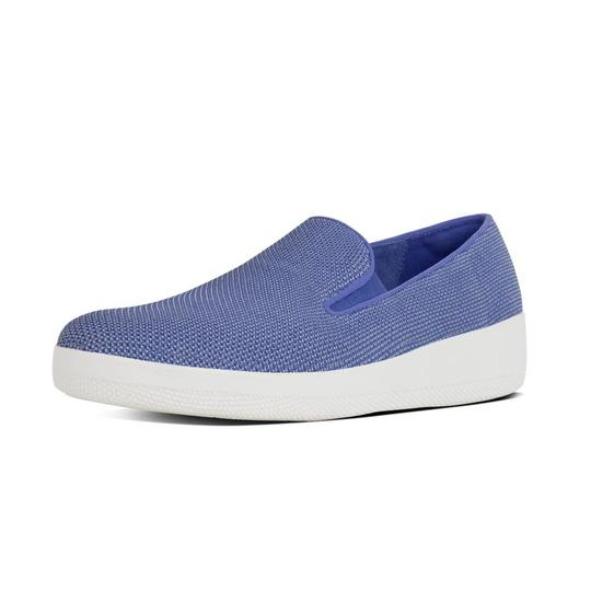 FitFlop Blue Athletic Image 1