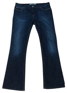 Joes Jeans Boot Cut Jeans-Dark Rinse
