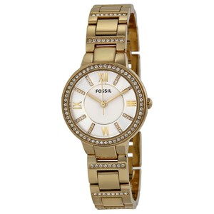 Fossil Fossil Original ES3283 Women's Virginia Gold Watch 30mm Automatic