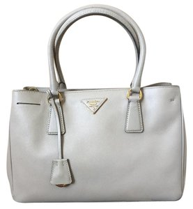 Prada Lux Galleria Medium Saffiano Tote Argilla Leather Shoulder Bag ... 8680821dfc584