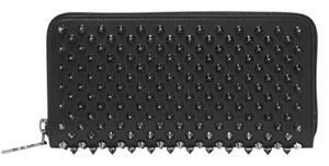 Christian Louboutin Christian Louboutin Panettone Spikes Continental Wallet