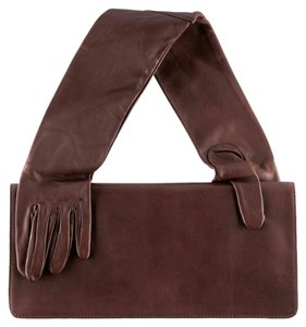 Maison Martin Margiela for H&M brown Clutch