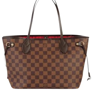 Louis Vuitton Neverfull Monogram Vuitton Tote
