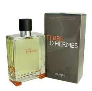 Hermès TERRE D' HERMES 6.7oz/200 ml EDT Spray for men,New & Sealed.!!
