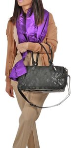 Cole Haan Patent Leather Cross Body Bag