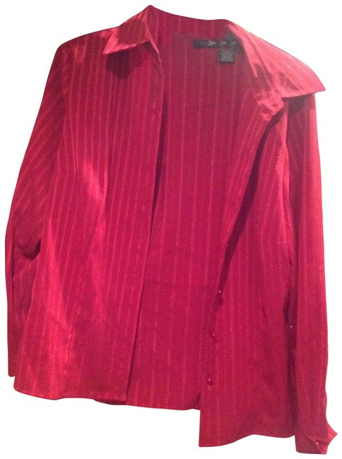 East 5th Essentials Button Down Shirt Red