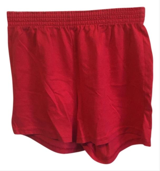 Anvil Red Shorts