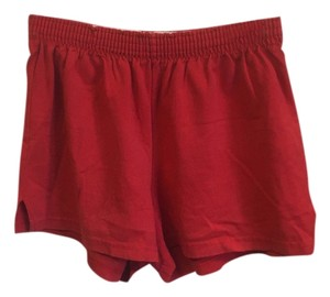 Soffe Red Shorts