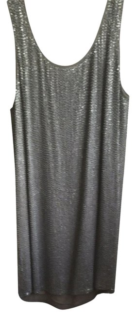 Preload https://item3.tradesy.com/images/haute-hippie-silver-grey-sequin-mid-length-cocktail-dress-size-8-m-2201417-0-0.jpg?width=400&height=650