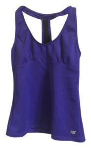 New Balance New Balance Purple Racer back Athletic Tank top S