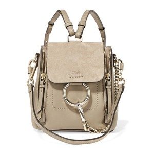 Chloé Faye Mini Backpack
