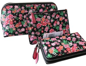 Coach Wristlet in Pink Floral