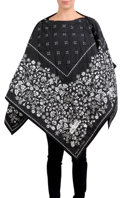 Item - Multi-color Unisex Quilted Poncho/Cape Size OS (one size)