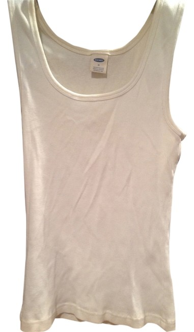 Preload https://item4.tradesy.com/images/old-navy-tank-top-white-2201608-0-0.jpg?width=400&height=650