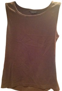 Moda International Top Brown