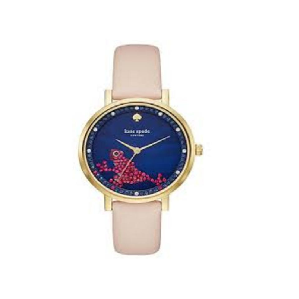 Kate Spade Watches On Sale Up To 90 Off At Tradesy Ksw1233 Womens Gold Tone Vachetta Leather Monterey Watch Ksw1308