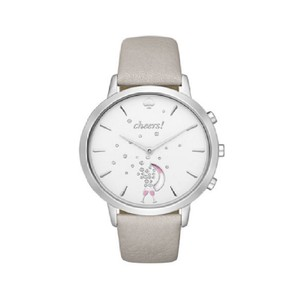 Kate Spade Kate Spade Women's Gold-tone Silver-tone Metro Smart Watch KST23101