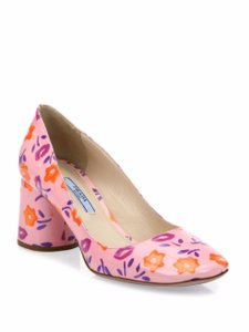 Prada Pink various colors Pumps