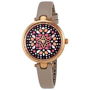 Kate Spade Kate Spade Women's Holland Rose Gold-tone Mosaic Watch KSW1260