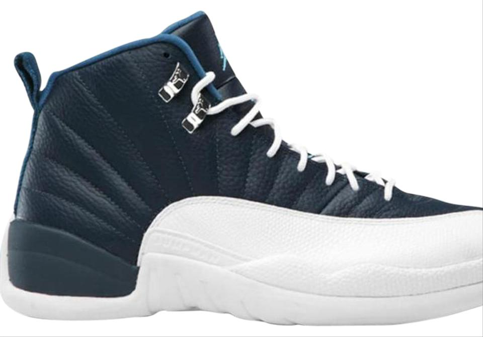 official photos d7739 a89f3 jordans 12 blue and white