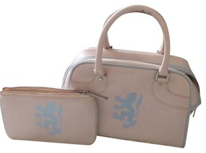 Pringle of Scotland Satchel in Pink