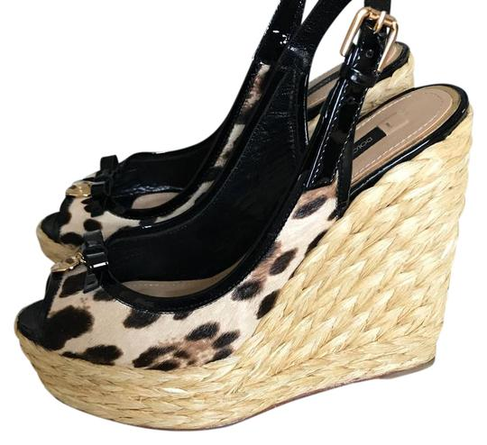Preload https://item1.tradesy.com/images/dolce-and-gabbana-black-and-beige-dolce-and-gabbana-platforms-size-us-8-regular-m-b-22017655-0-1.jpg?width=440&height=440