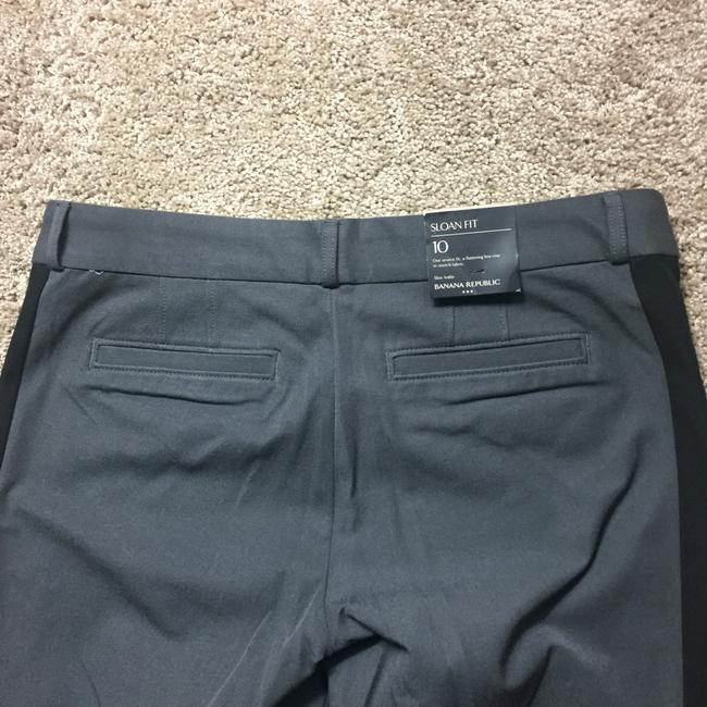 Banana Republic Straight Pants gray