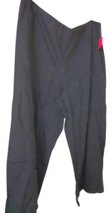 Eileen Fisher Capris Black