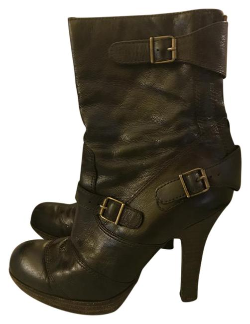 Item - Brown Paxton Aged Calf Se1102 Boots/Booties Size US 6 Regular (M, B)