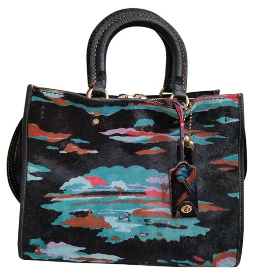 Preload https://img-static.tradesy.com/item/22017870/coach-1941-rogue-black-multi-print-printed-calf-hairsuede-satchel-0-1-540-540.jpg