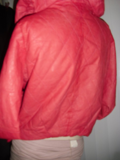 Fashionista Style red Jacket