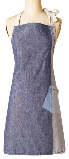 Preload https://img-static.tradesy.com/item/22018084/anthropologie-blue-chef-in-chambray-not-a-short-casual-dress-size-os-one-size-0-5-650-650.jpg