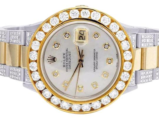 Preload https://img-static.tradesy.com/item/22018249/rolex-two-tone-white-mother-of-pearl-datejust-18k-steel-36mm-mop-dial-diamond-1175ct-watch-0-1-540-540.jpg